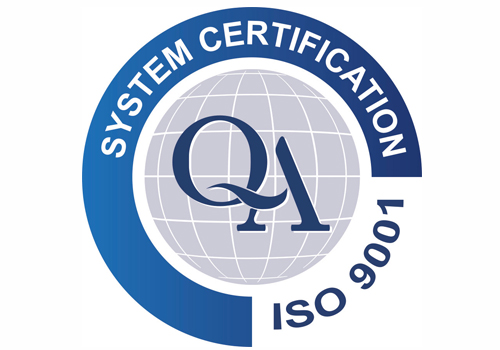 Zertifizierung ISO 9001; EKO-Gebaeudemanagement